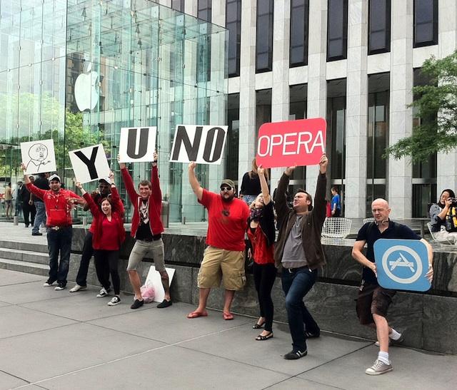 Opera Mobile Store téléchargement gratuit