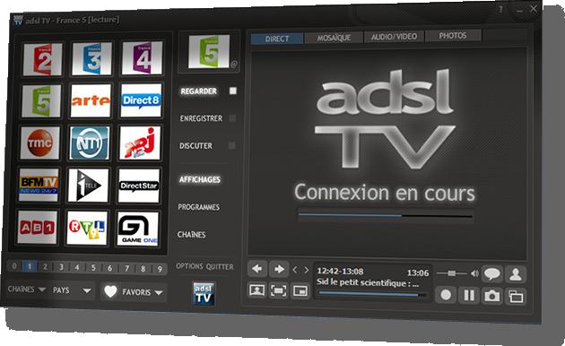 VLC ADSLTV TÉLÉCHARGER PACK