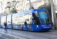 Tram 1, Montpellier