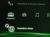 PS3 Paramètres Réseau