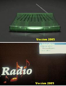 Evolution des écrans