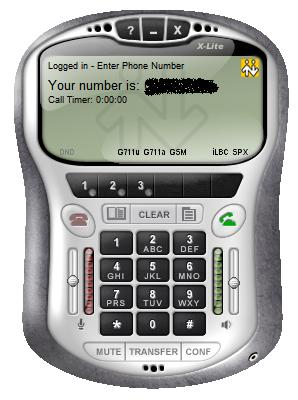 IP Phone X-lite