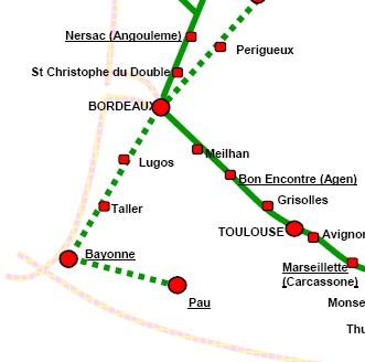 Zoom  Aquitaine