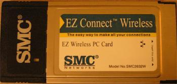 SMC 2632W PCMCIA