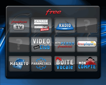 Freebox TV : nouvelle interface !
