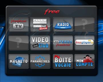 Freebox TV : nouvelle interface !
