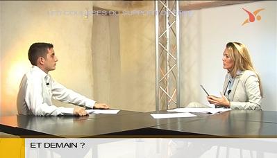 Florian MARTIN et Angélique BERGE
