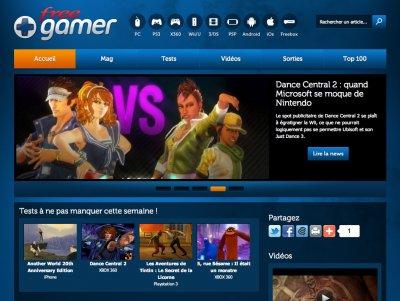 Free lance freegamer un portail d di aux jeux vid o le - Xboxygen le site consacre aux consoles xbox et xbox ...