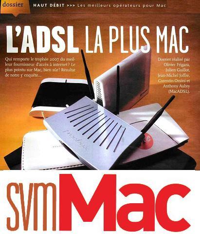 SVM Mac