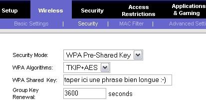 WPA, un protocole bien plus sécurisé