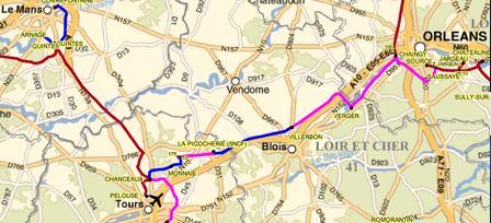 travaux Blois