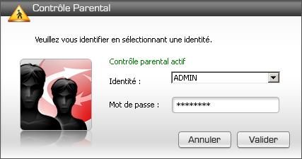 Authentification