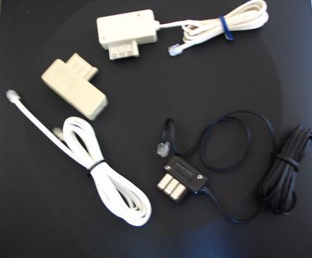 Câbles RJ11