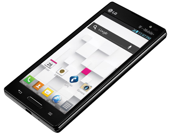 le lg optimus l9 fait son entr e dans la boutique free mobile. Black Bedroom Furniture Sets. Home Design Ideas