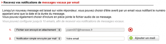 comment consulter sa messagerie free mobile a distance