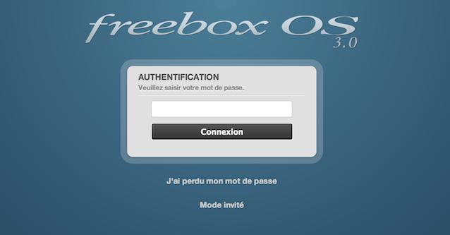 mode invite freebox os