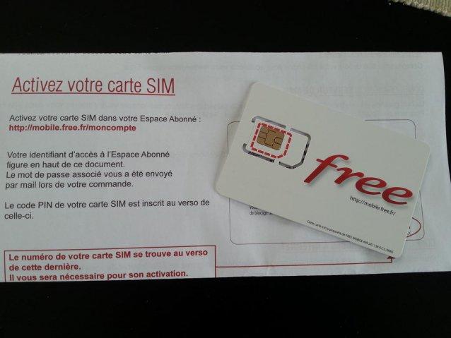 Carte Sim Free.De Nouvelles Cartes Sim Chez Free Mobile