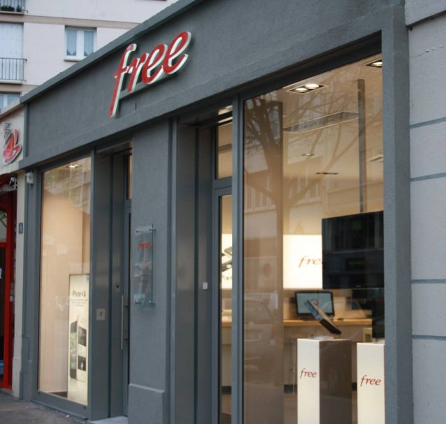 Le free center du havre a ouvert ses portes - Boutique free mulhouse ...