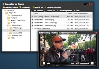 FreeboxOS, l'interface qui rend encore plus ringardes les box concurrentes. (2013)