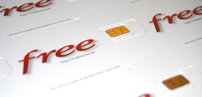 Vente privée : un forfait Free 4G 30 Go à 0,99 €/mois