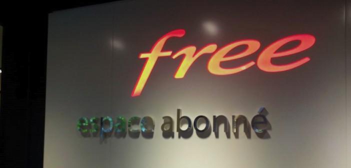 Free espace abonné