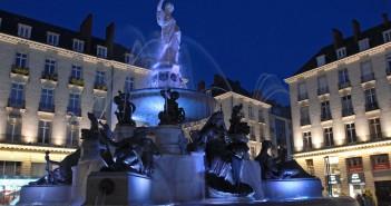 Place Royale de Nantes — Photo: Pirmil (CC BY-SA 3.0)