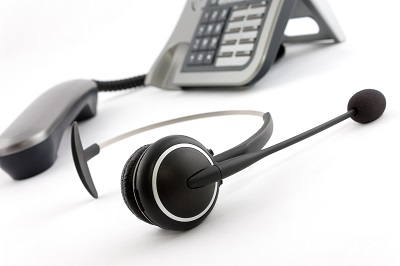 Ip phone headphone
