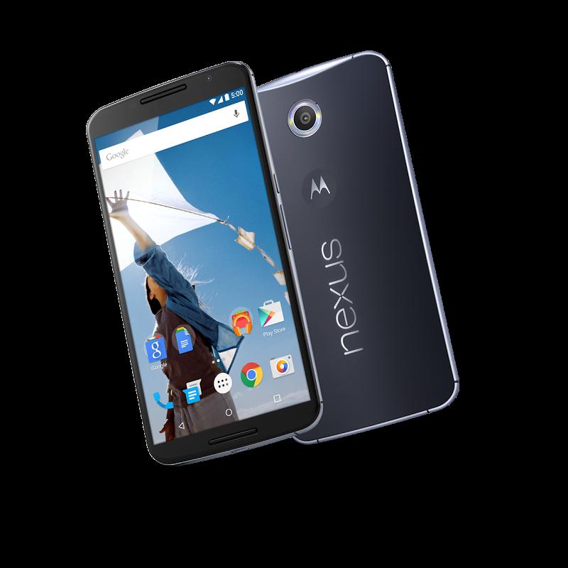 Nexus 6 (Midnight Blue)