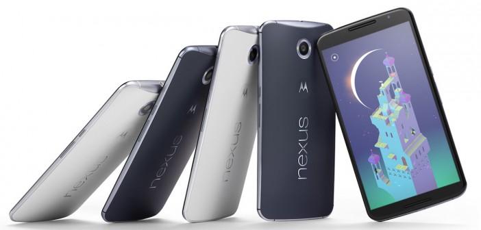 Le Nexus 6 en précommande chez Free à 499€ (après ODR)
