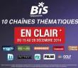 10 chaînes thématiques AB en clair
