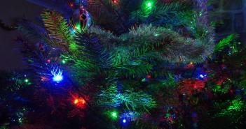 Guirlande de Noël - Décorations