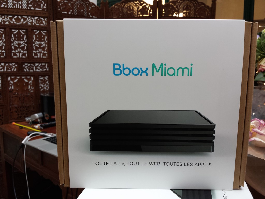 Bbox Miami package