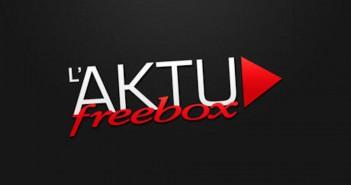 Retrouvez l'AKTU Free directement sur votre Freebox !