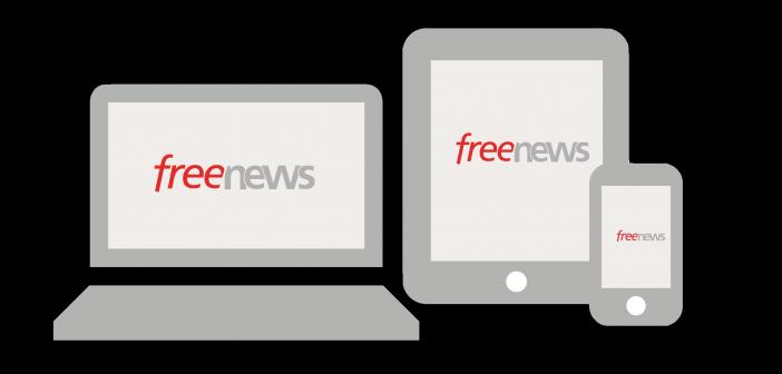 Freenews identité visuelle
