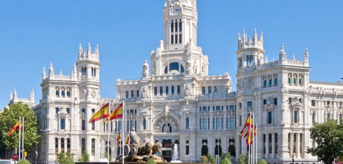 Palais des Communications, Madrid
