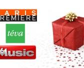 Rappel : les chaînes M6 Music, Paris Premiere et Téva en clair jusqu'au 15 février