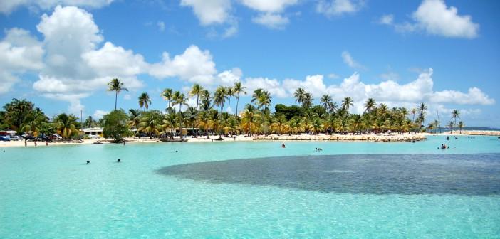 Plage de Saint-Anne, Guadeloupe