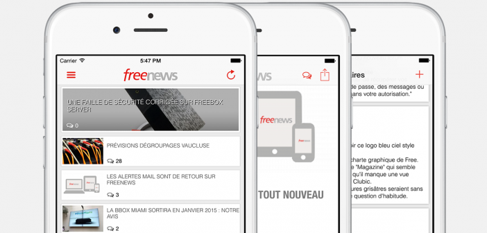 Freenews iOS