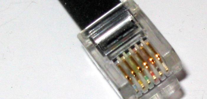 Câble téléphonique - RJ11