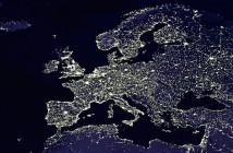 Europe (de nuit)