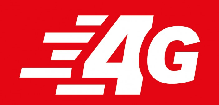 Logo SFR 4G
