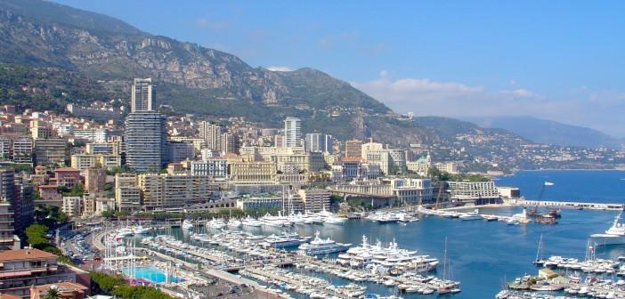 Vue de Monaco