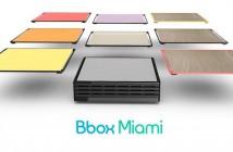 Bbox Miami coques interchangeables