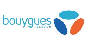 Le nouveau logo de Bouygues Telecom (2015)