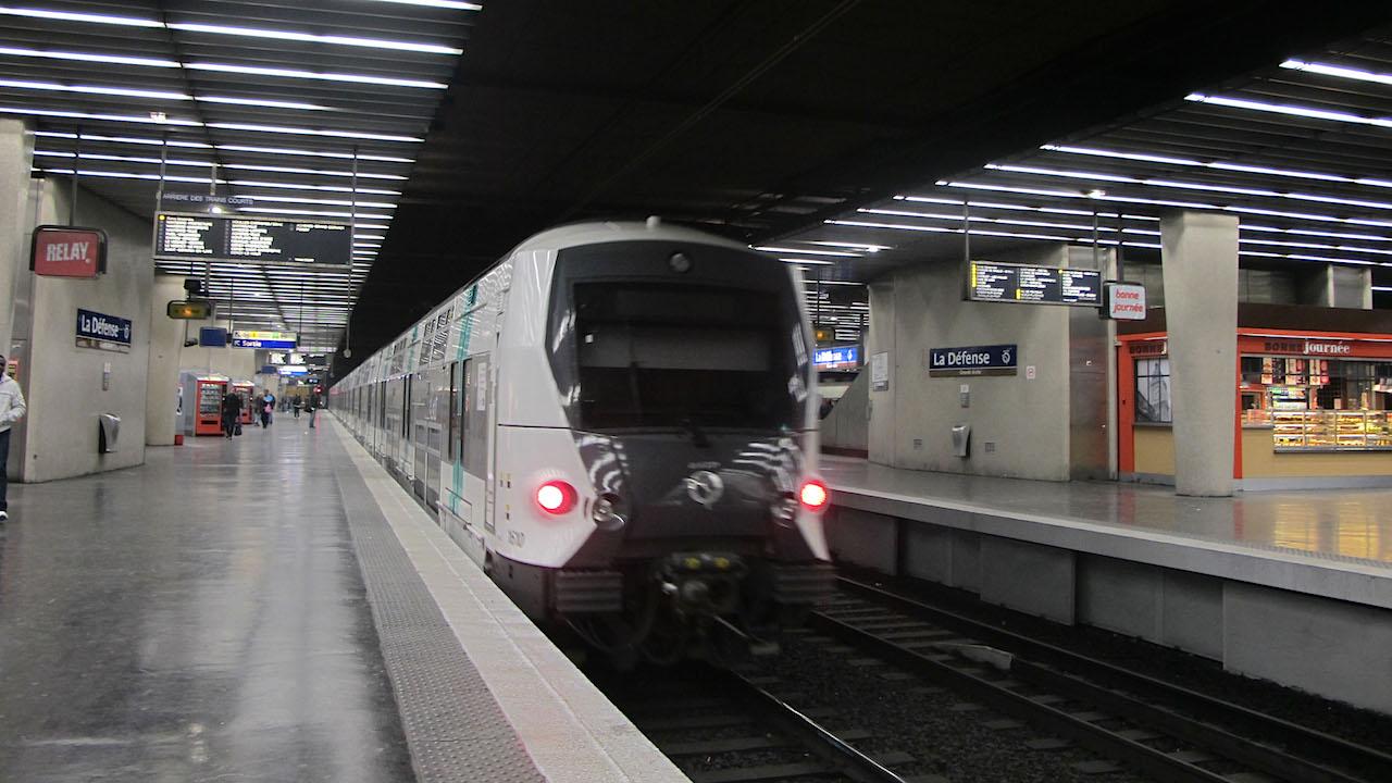 Gare En Movement Nice Ville