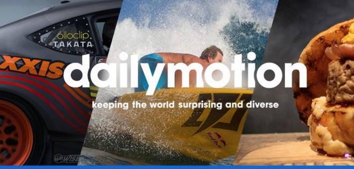 Dailymotion nouveau logo