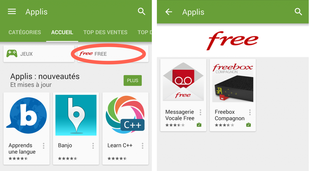 Free Play Store