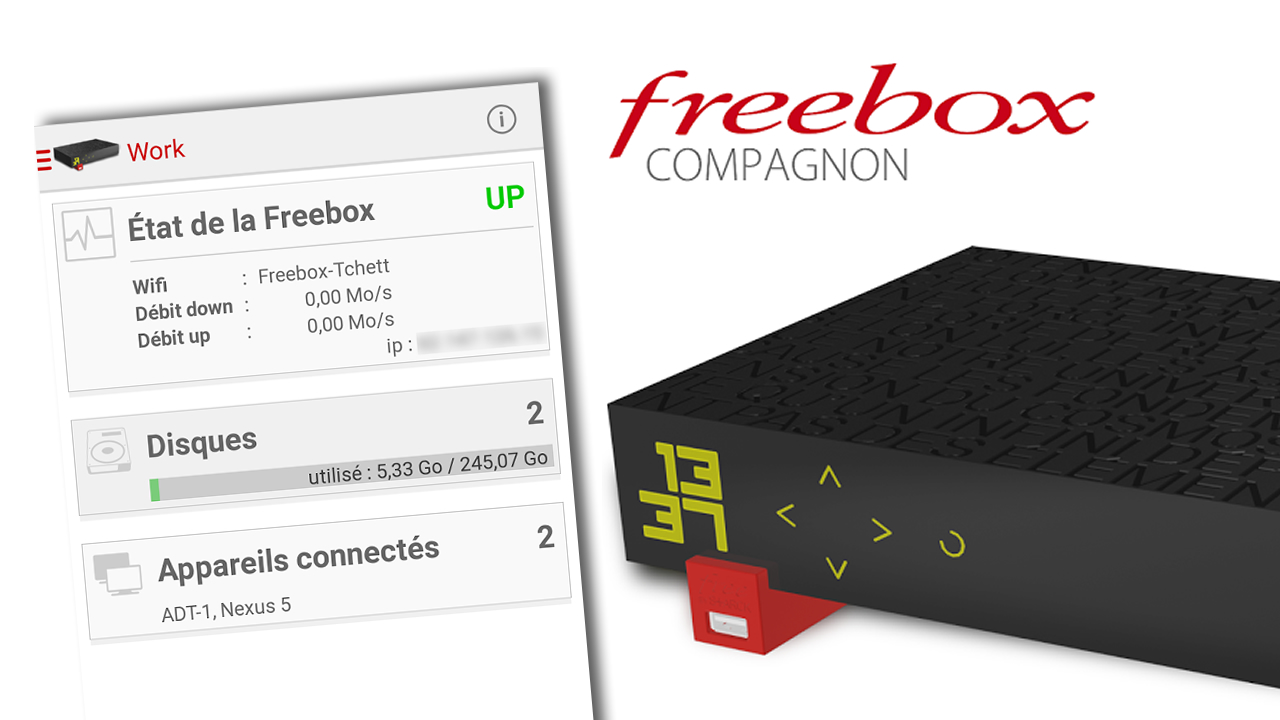 freebox compagnon android mode simplifi et support google cast. Black Bedroom Furniture Sets. Home Design Ideas
