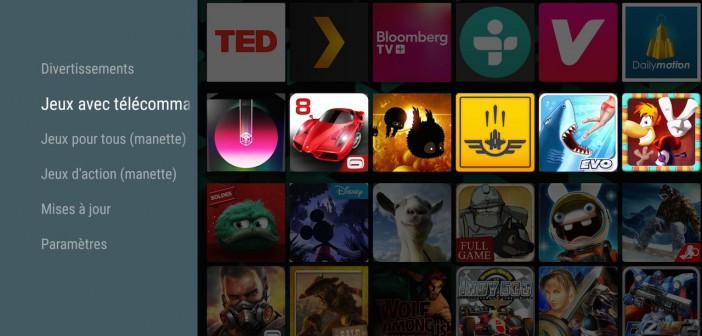 Vidéo : Google Play, les apps et les jeux sur Freebox Mini 4K