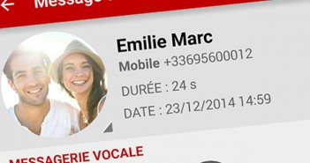 MVV Free Mobile Messagerie Vocale Visuelle